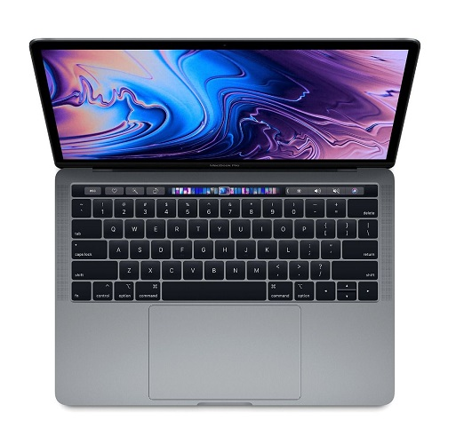 Apple MacBook Pro 13 Retina Touch Bar i5 256GB 2018 vesmírně šedý