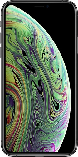 Apple iPhone Xs 64 GB vesmírně šedý