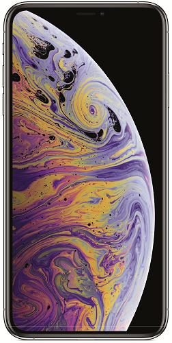 Apple iPhone Xs Max 64 GB stříbrný
