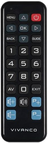 Vivanco V-39285 dálkový ovladač pro TV LG