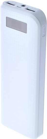 Remax AA-1003 powerbanka 20 000 mAh, bílá