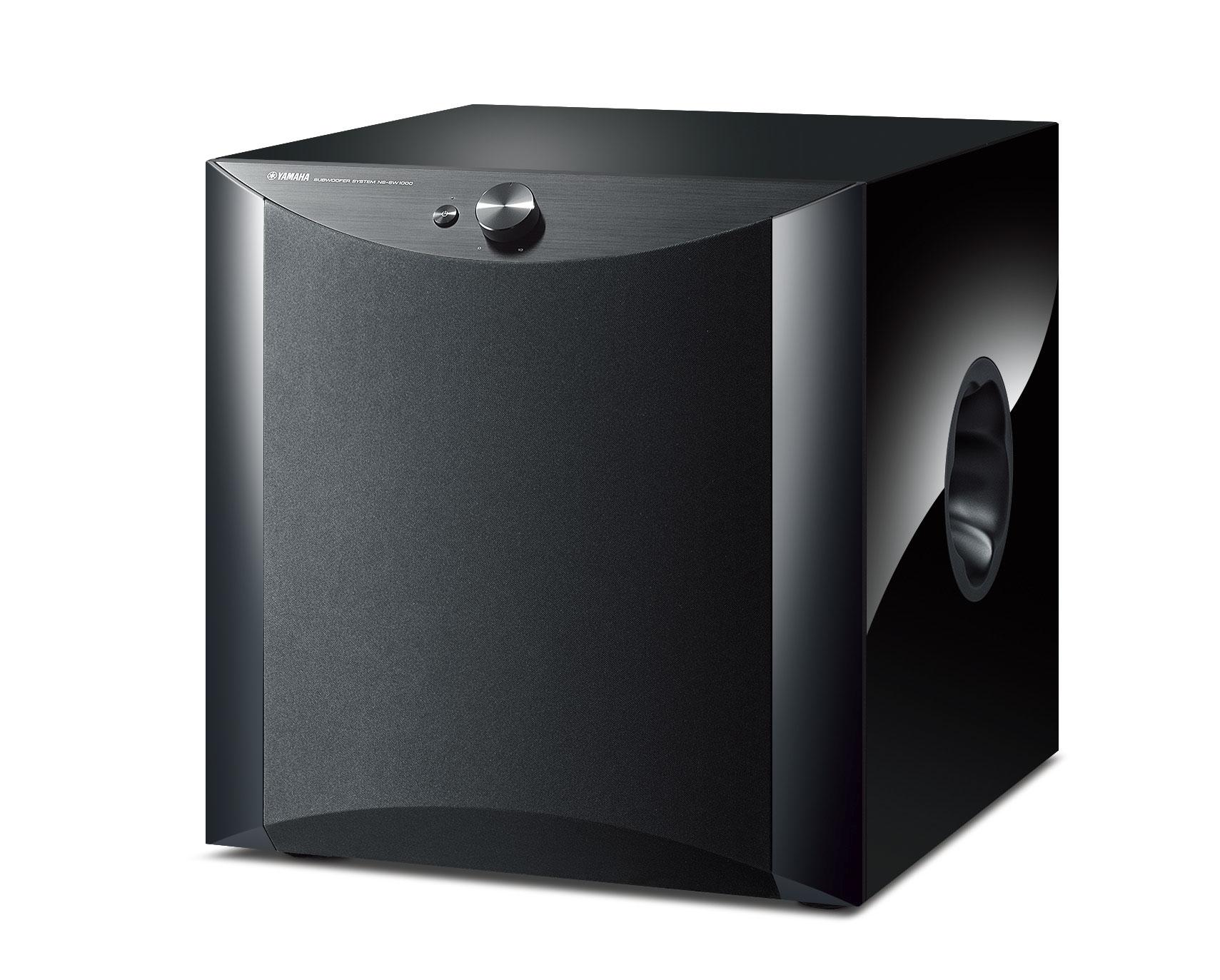 Yamaha NS-SW1000 (černý-piano)