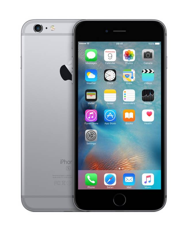 Apple iPhone 6s Plus 32 GB šedý