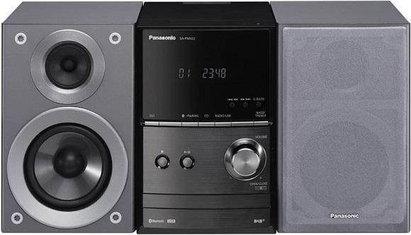 Panasonic SC-PM602 stříbrný