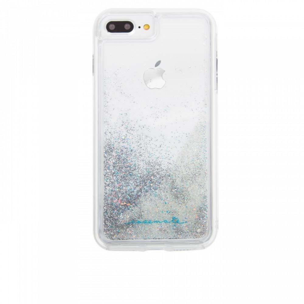 Case-Mate stříbrný vodopád pouzdro na Apple iPhone 7 Plus