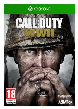 Call of Duty: WWII Xbox One hra