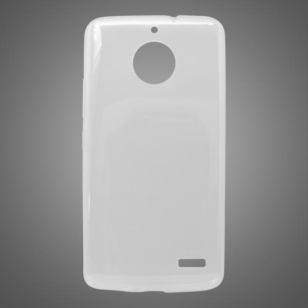 MOBILNET pouzdro pro Lenovo Moto E4 (transparentní)
