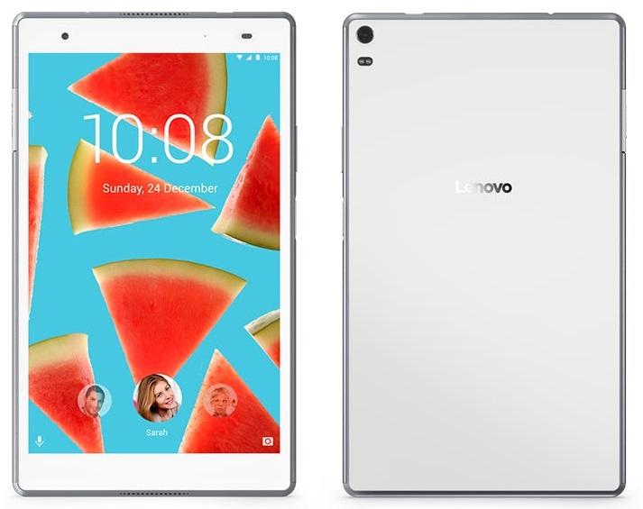 Lenovo Tab 4 8 Plus LTE bílý