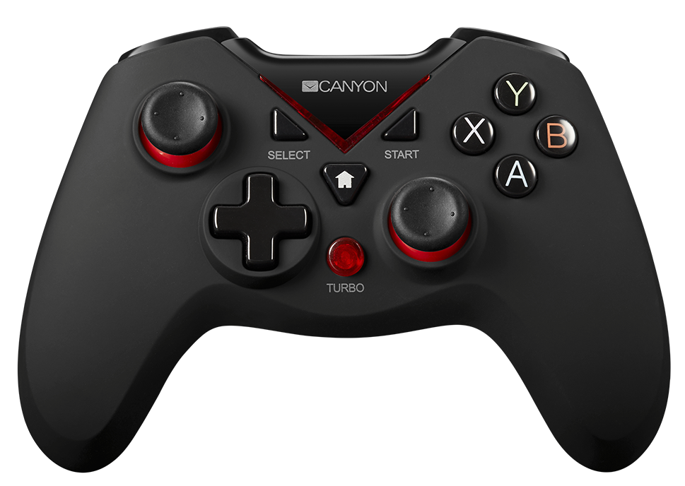 Canyon CND-GPW8, PC/PS3/X1 gamepad