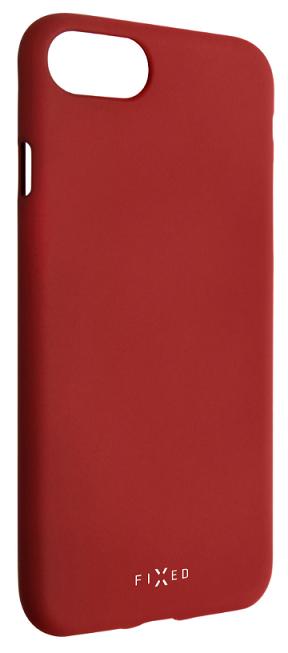 Fixed Story silikonový zadní kryt pro Huawei Y6 2019, červená