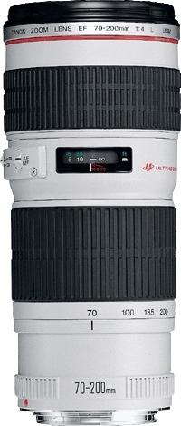 Canon EF 70-200mm 1:4 L USM