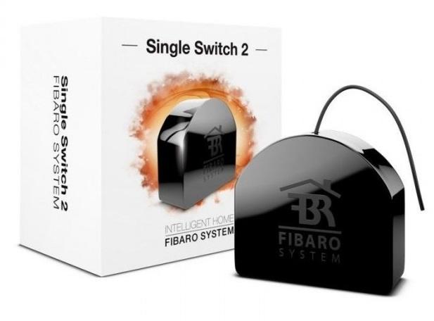 Fibaro Single Switch 2 spínací modul (FGS-213)