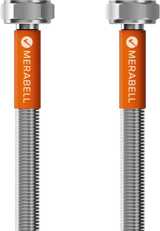 "Merabell Aqua G1/2"" - G1/2"" 50 cm přívodní hadice"
