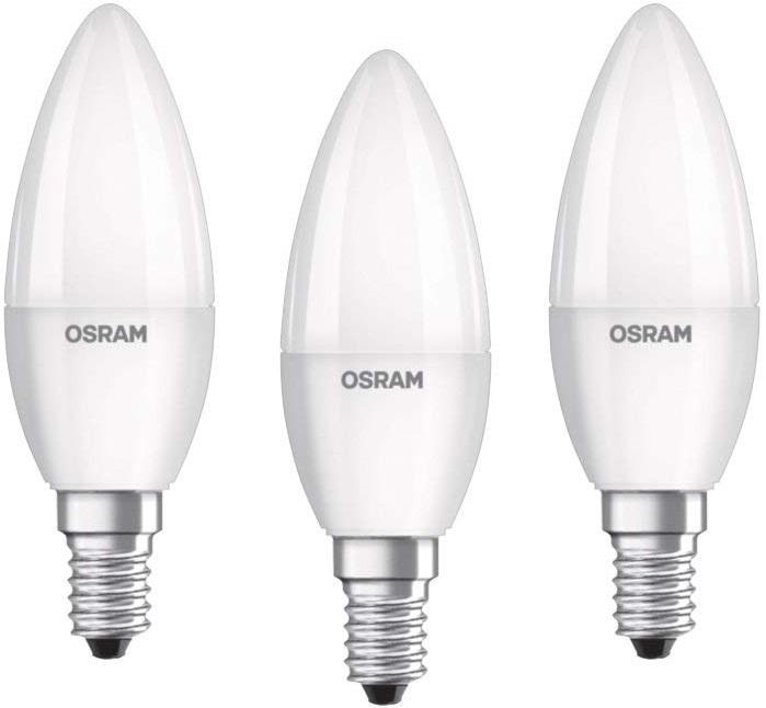 OSRAM CL B 5,7W/827 E14 LED