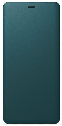 Sony Style Cover pro Sony Xperia XZ3, zelené