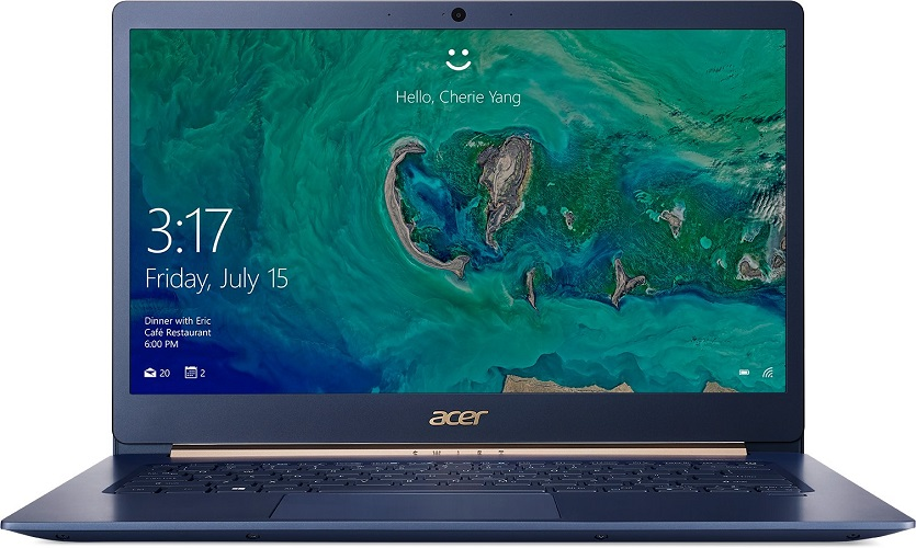 Acer Swift 5 Pro NX.H7HEC.004 modrý