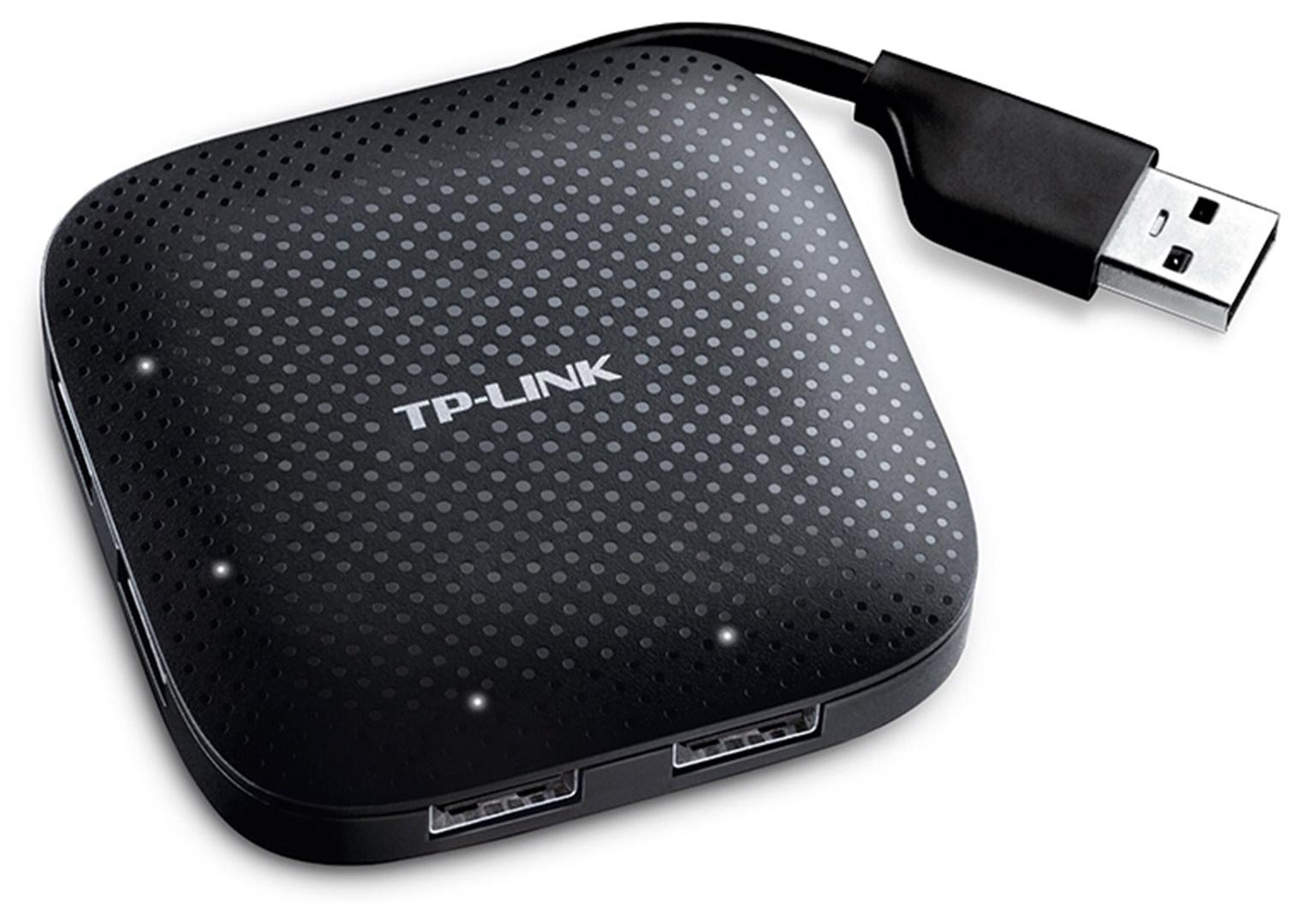TP-Link UH400, 4-Port USB 3.0 - USB hub