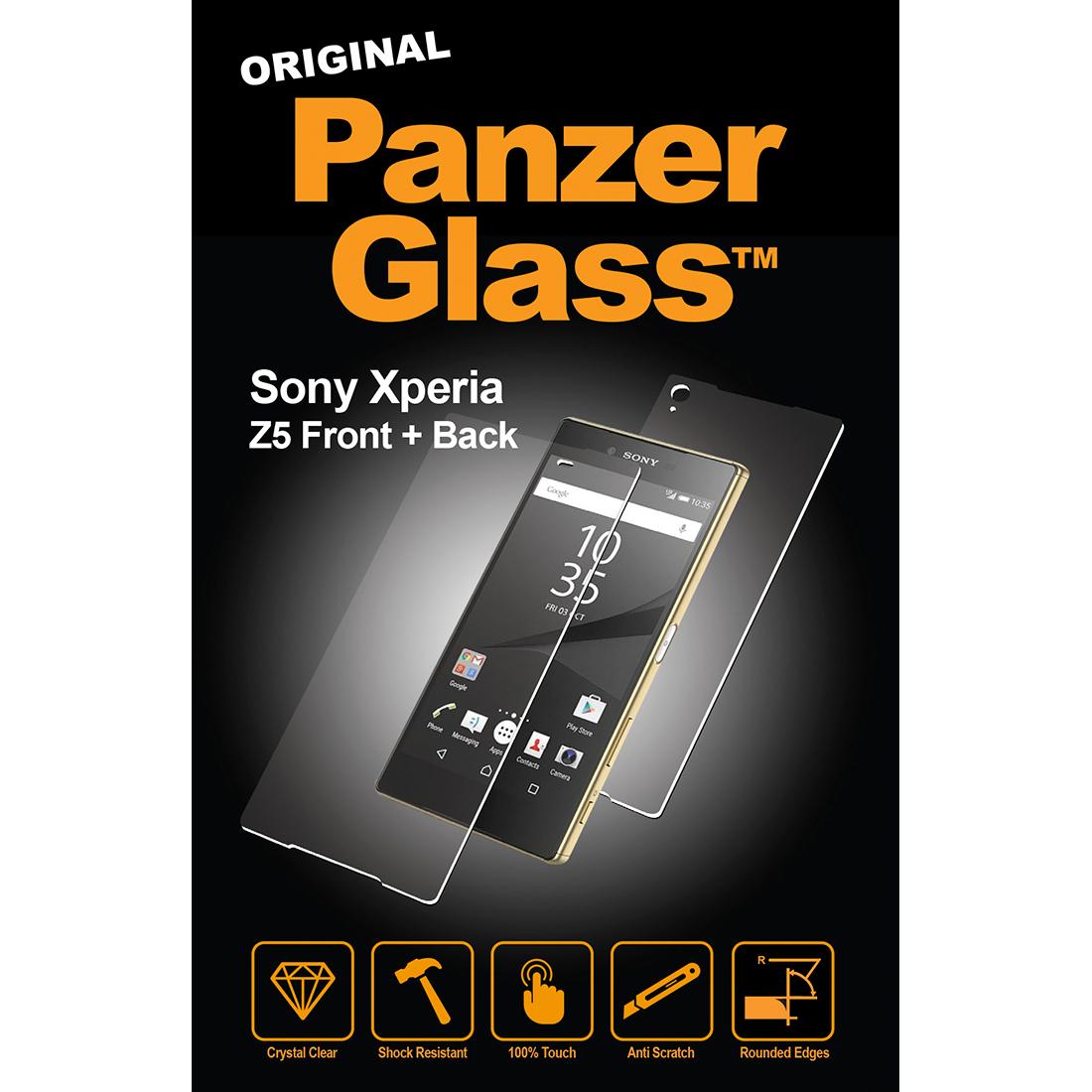 PanzerGlass 1608 sklo pro Sony Xperia Z5