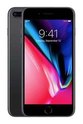 Apple iPhone 8 Plus 256GB vesmírně šedý