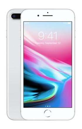 Apple iPhone 8 Plus 64 GB stříbrný