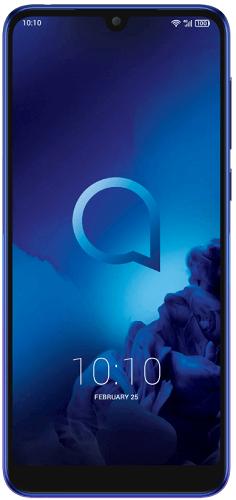 Alcatel 3 4 GB/64 GB modrý