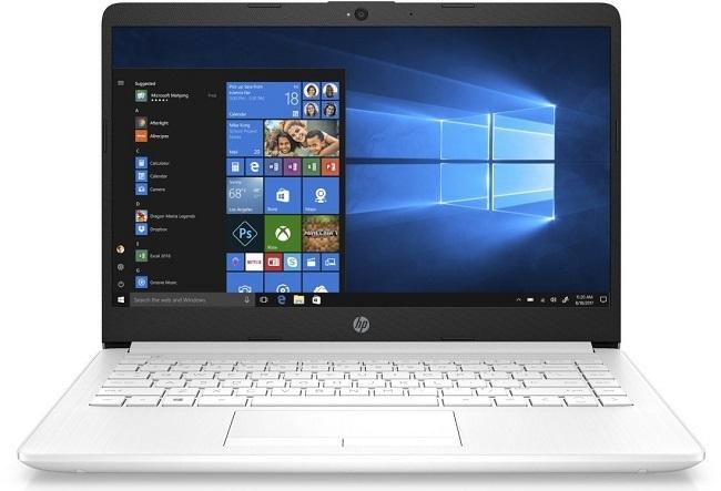 HP 14-dg0002nc bílý