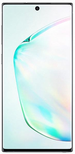 Samsung Galaxy Note10 256 GB stříbrný