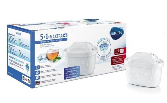 Brita Maxtra+ 5+1 náhradní filtr (6ks)