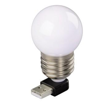 Hama USB LED světlo Žárovka 12148 - lampička pro notebook