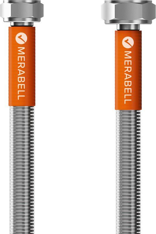 "Merabell Aqua G3/8"" - G1/2"" 35 cm přívodní hadice"