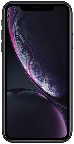 Apple iPhone Xr 64 GB černý