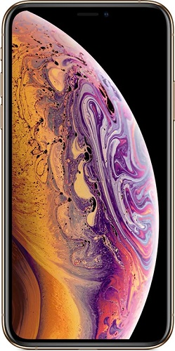 Apple iPhone Xs 256 GB zlatý