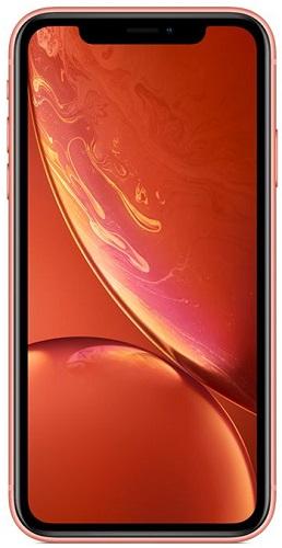 Apple iPhone Xr 256 GB korálově červený