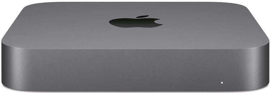 Apple Mac mini 256GB 2018 vesmírně šedý