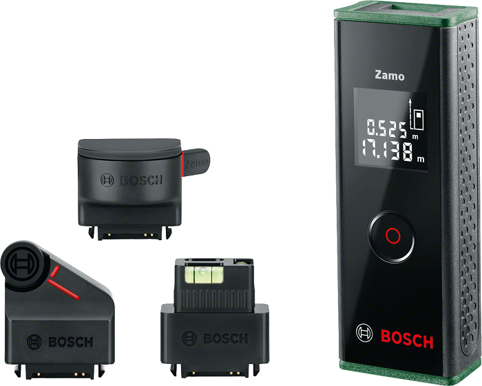 Bosch Zamo 3 set