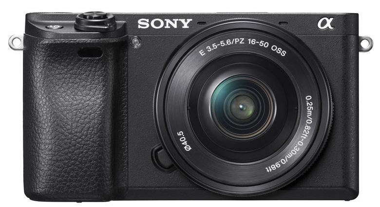 Sony Alpha 6300 černý + 16-50 OSS