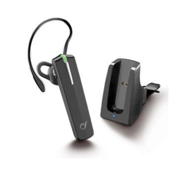 CellularLine BT headset s držákem do auta