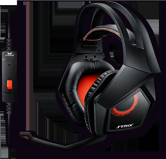 Asus Strix 2.0 (černý)