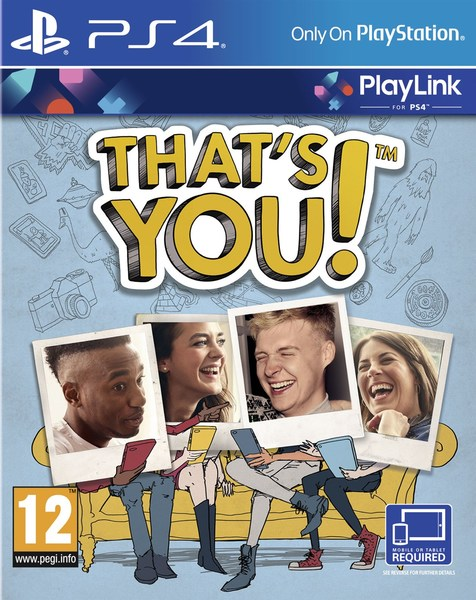 That's You - PS4