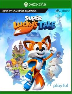 Super Lucky's Tale Xbox One hra