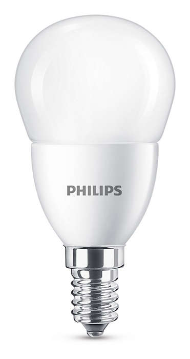 Philips Lighting E14 7W WW