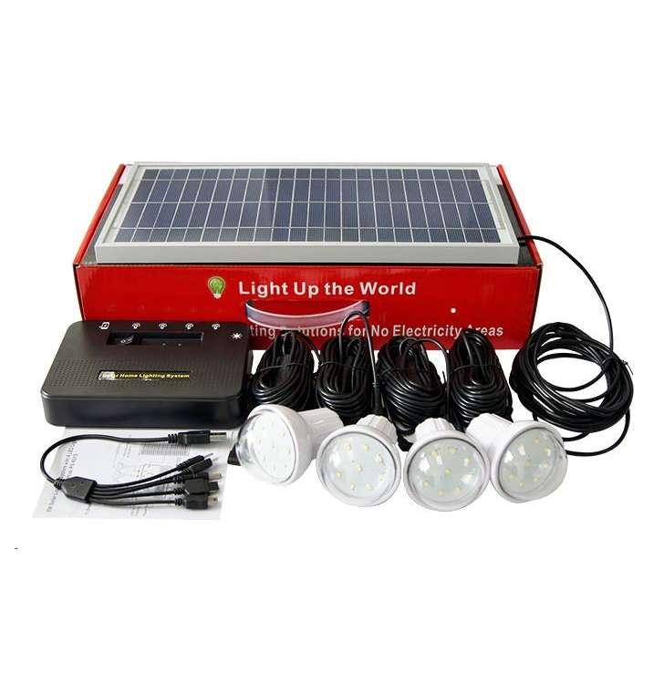 Viking RE5204 solární set