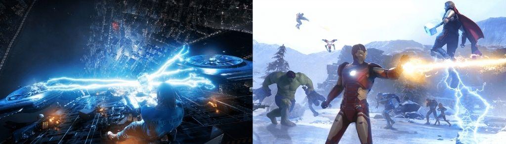 Marvel´s Avengers hra pro hezrní konzole PlayStation a Xbox
