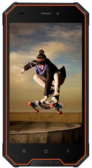 iGet Blackview GBV4000 oranžový