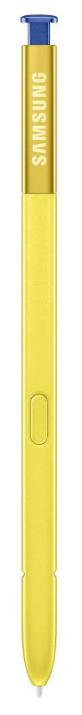Samsung S Pen pro Note9, modro žlutý
