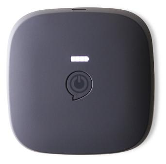 Zens powerbanka 5200 mAh, černá