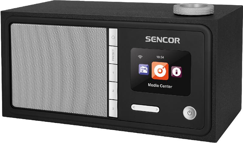 Sencor SIR 5000WDB černé