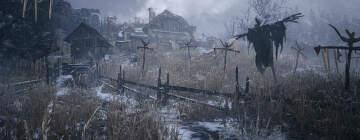Resident Evil Village recenze