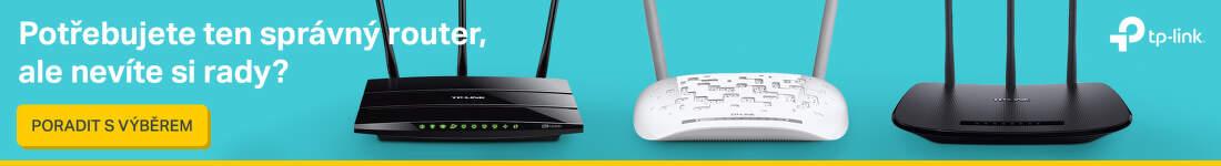Vyberte vhodný router