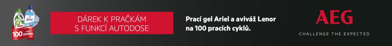 Dárek k pračkám AEG AutoDose